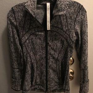 Lululemon defined athletica jacket